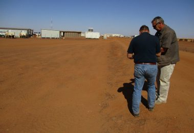 Discussing site in Gao
