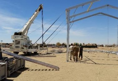 Framework goes up in Kidal
