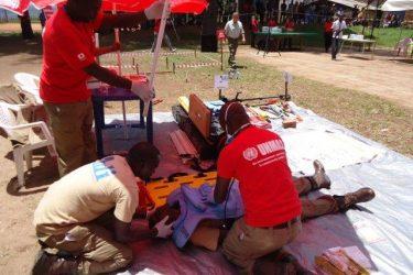 Casualty Evacuation Demo