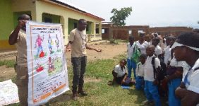 TDI Educating Local School Children
