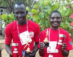 TDI Winners