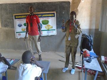 Providing Risk Education
