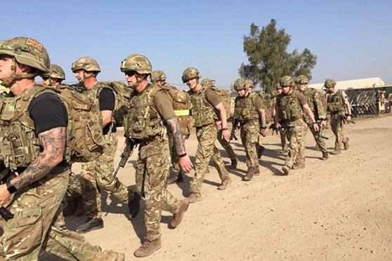 Training for Combat Stress